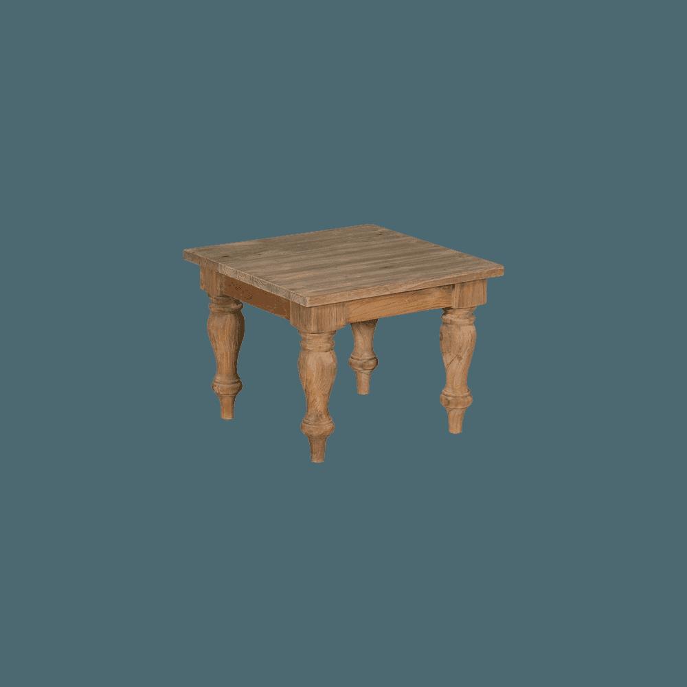 Tafel - Bijzettafels - Bologna - end table 60x60 - kd