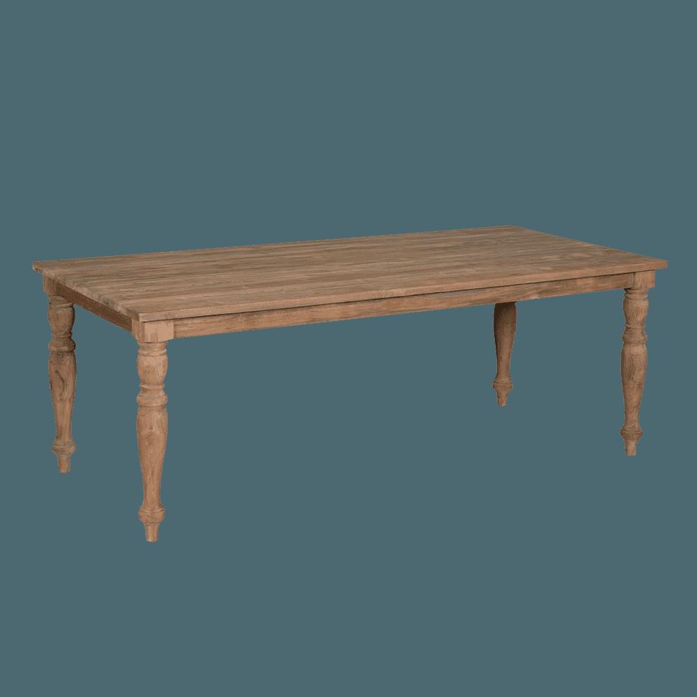 Tafel - Eettafels - Bologna - dining table 160x90 - kd