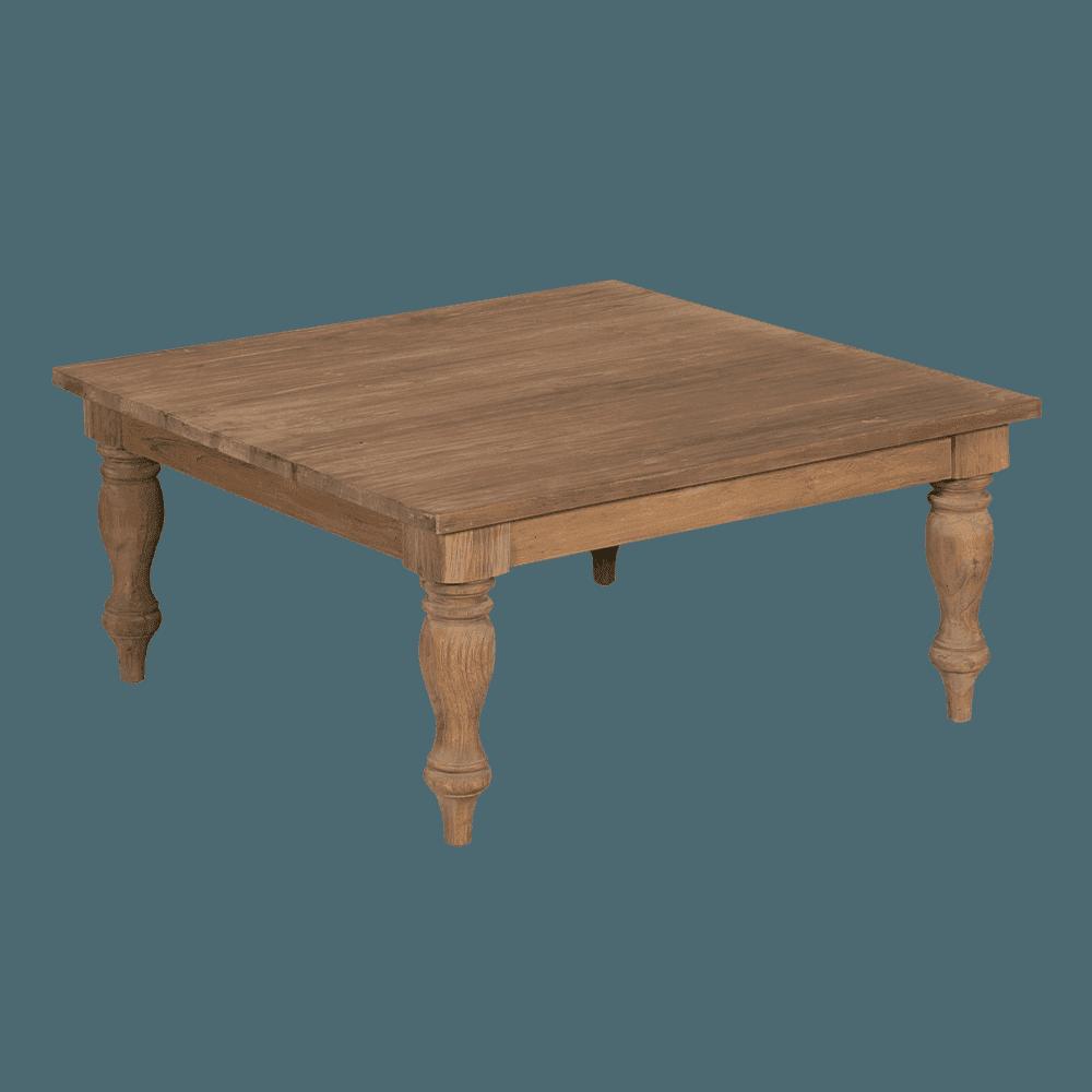 Tafel - Salontafels - Bologna - coffee table 100x100 - kd