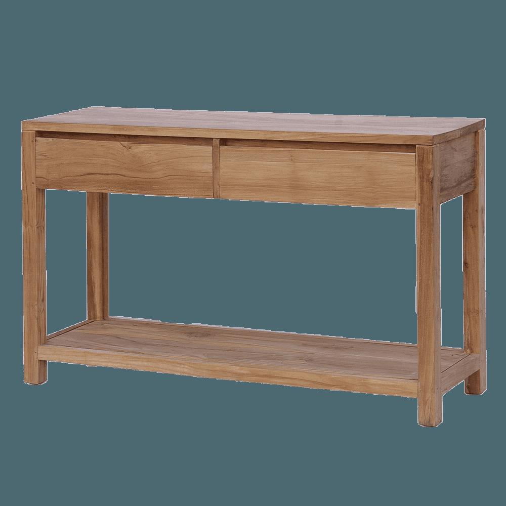 Tafel - Bijzettafels - Corona - side table 2 drws.