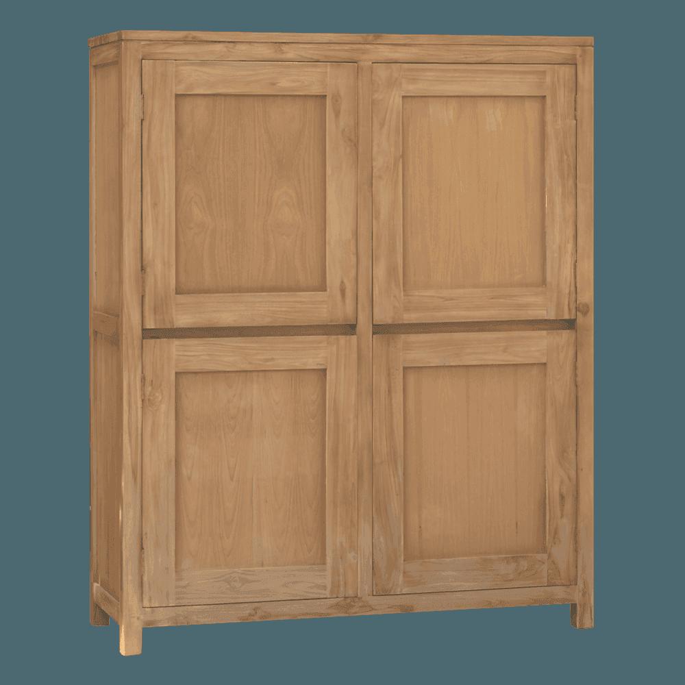 Kast - Wandkasten - Corona - cabinet 4 drs.