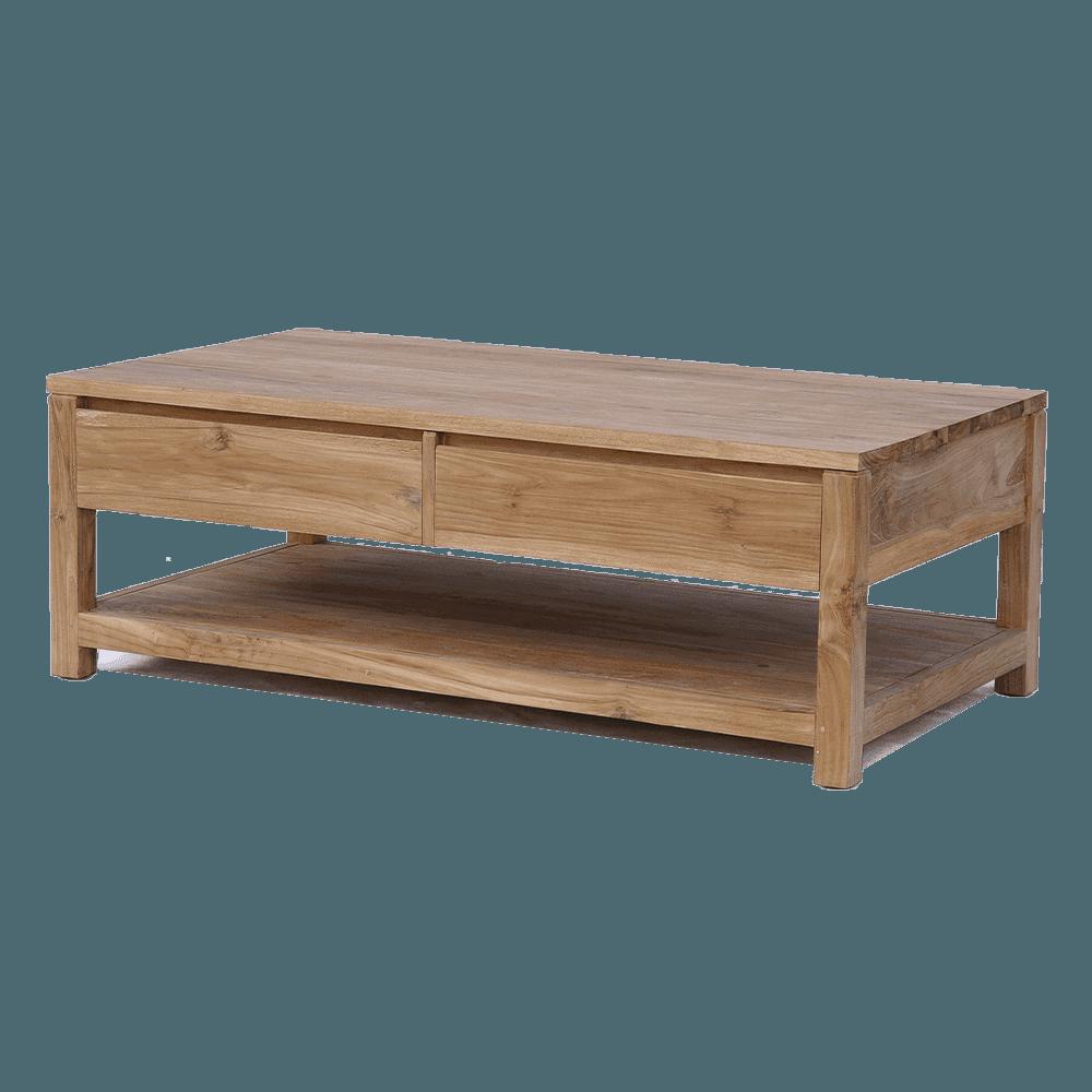Tafel - Salontafels - Corona - coffee table 4 drws.