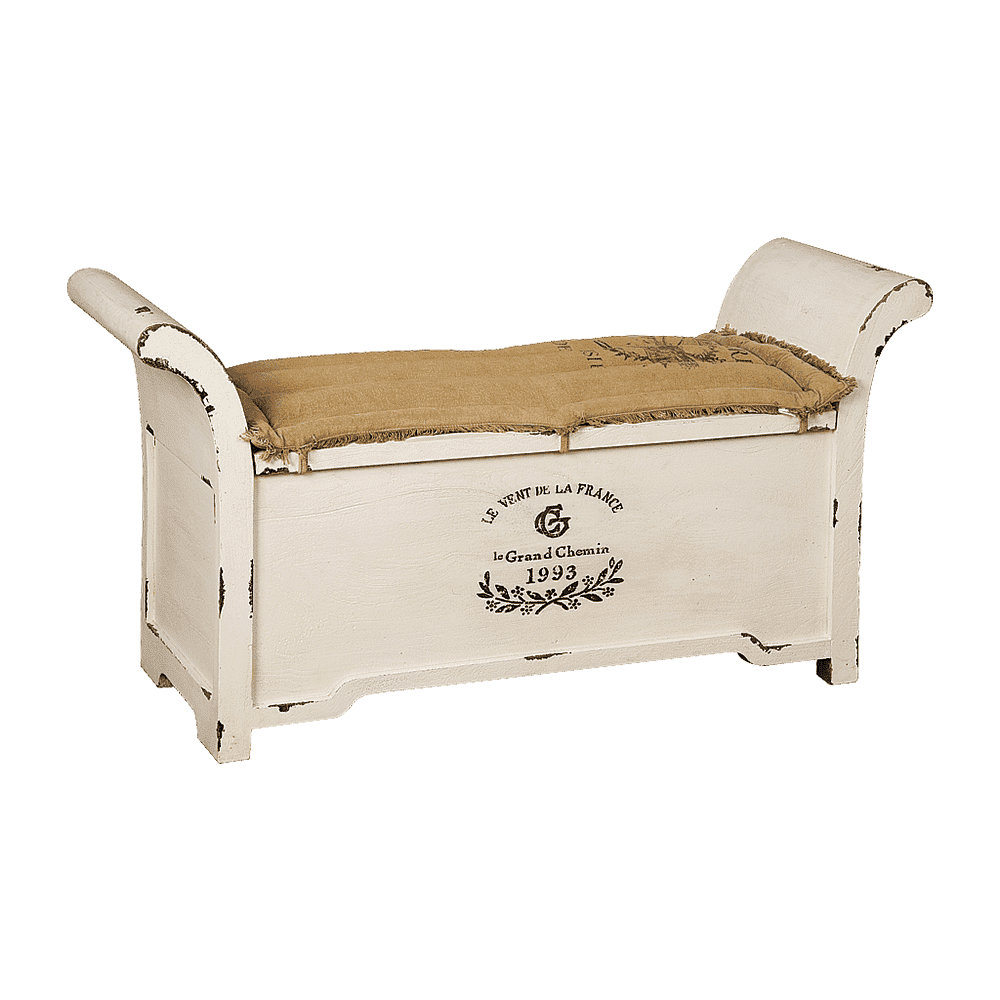 Bank - Hockers - Box with seat - 120x42x63