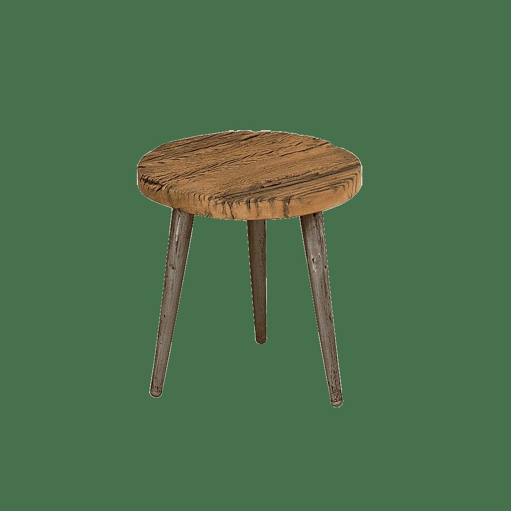 Tafel - Bijzettafels - Coffeetable round 38x38x39