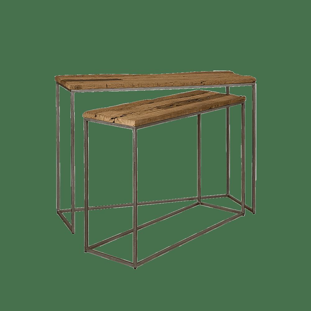 Tafel - Bijzettafels - Console table set of 2