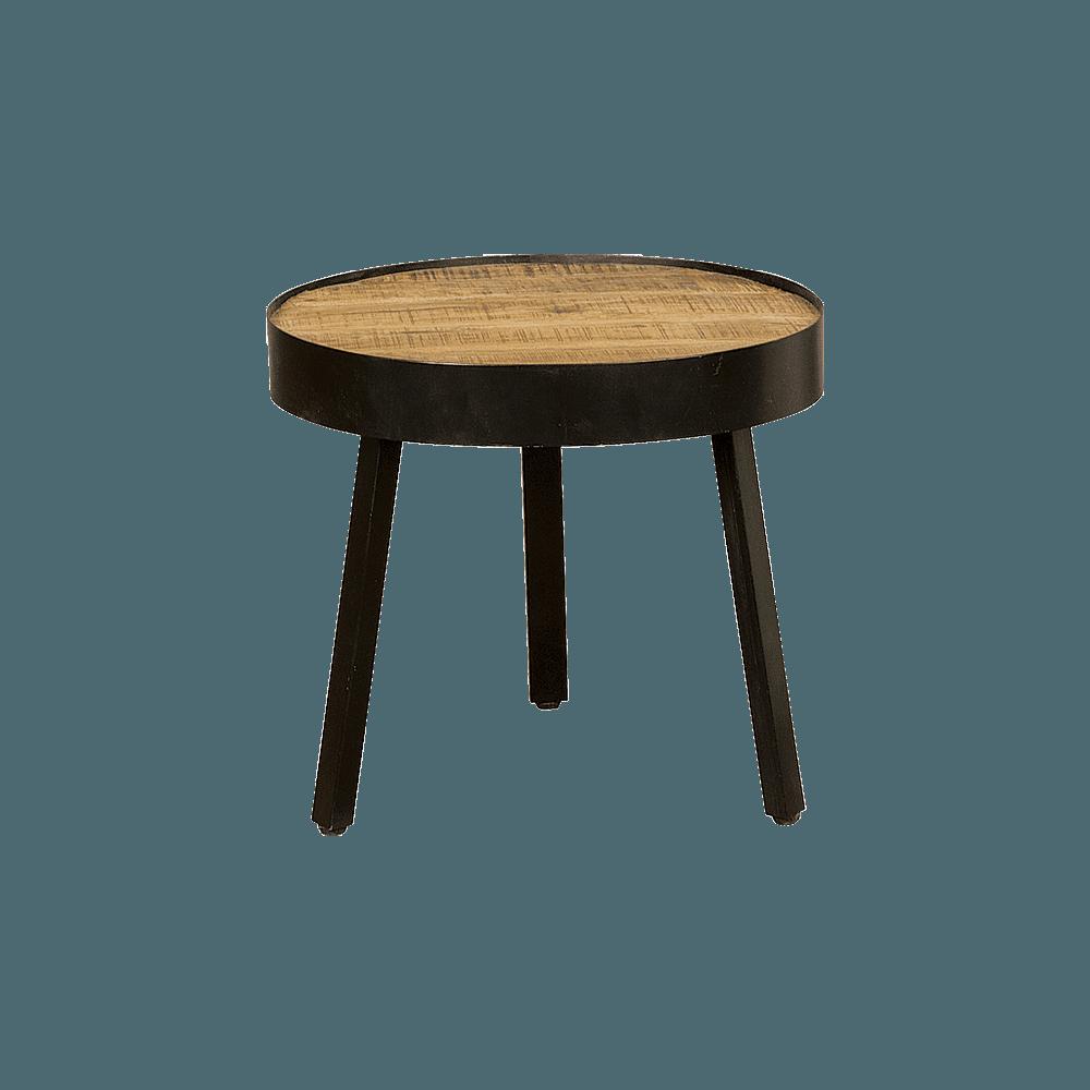 Tafel - Bijzettafels - Round endtable 54x54x48