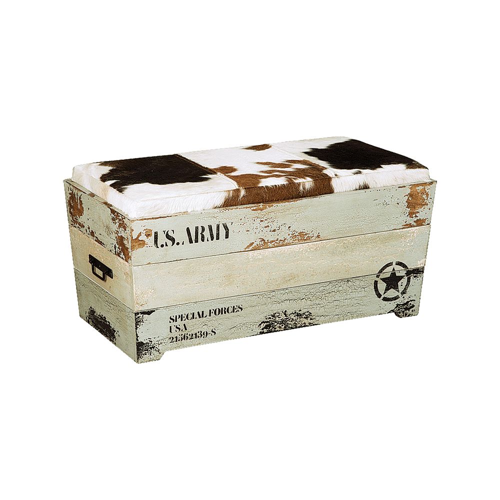 Bank - Hockers - Stool - 88x45x44