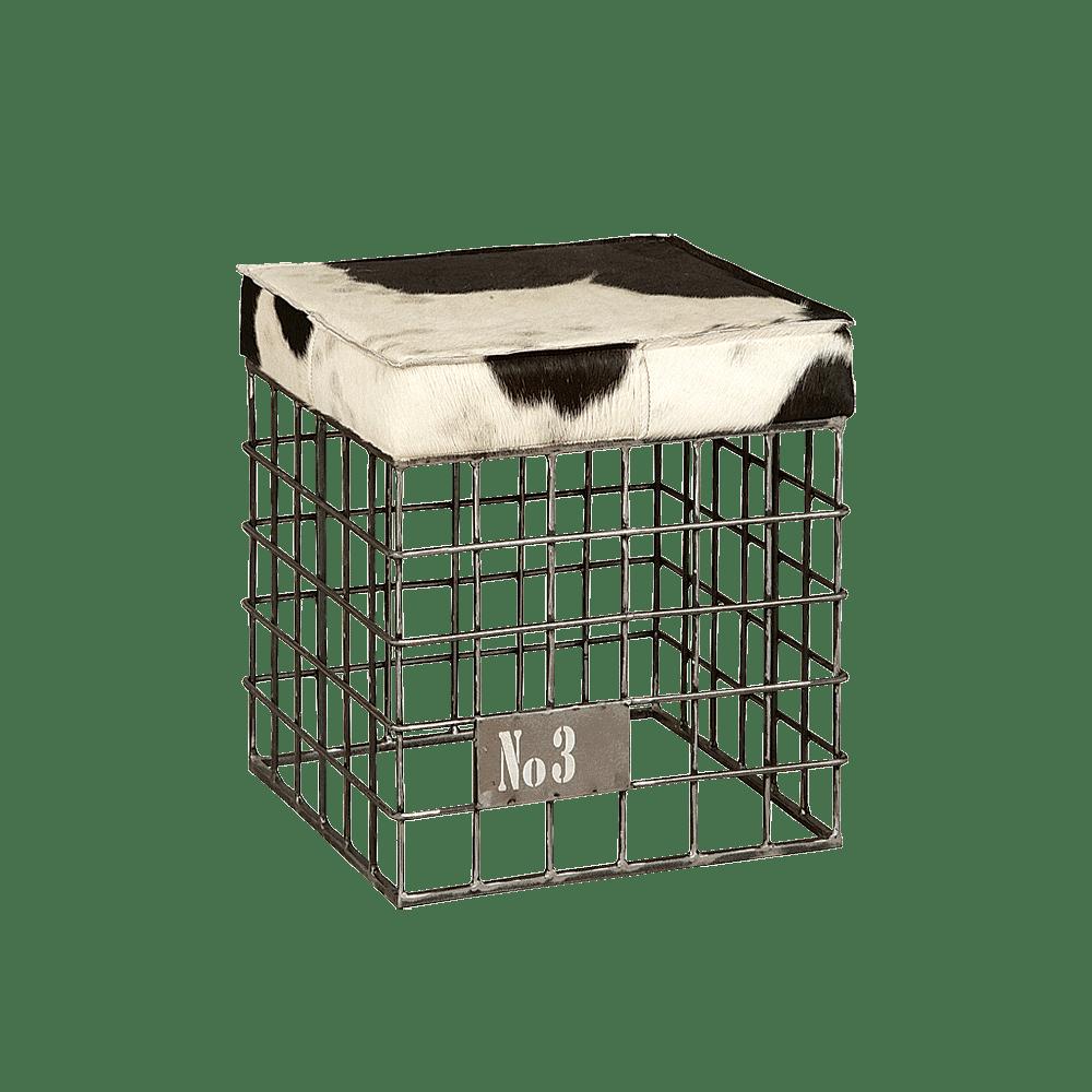 Stoel - Krukjes - Stool - 40x40x45