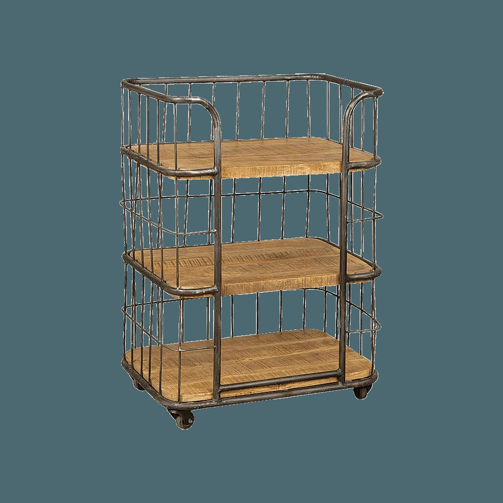 Kast - Wandrekken - Storage unit 65x45x94