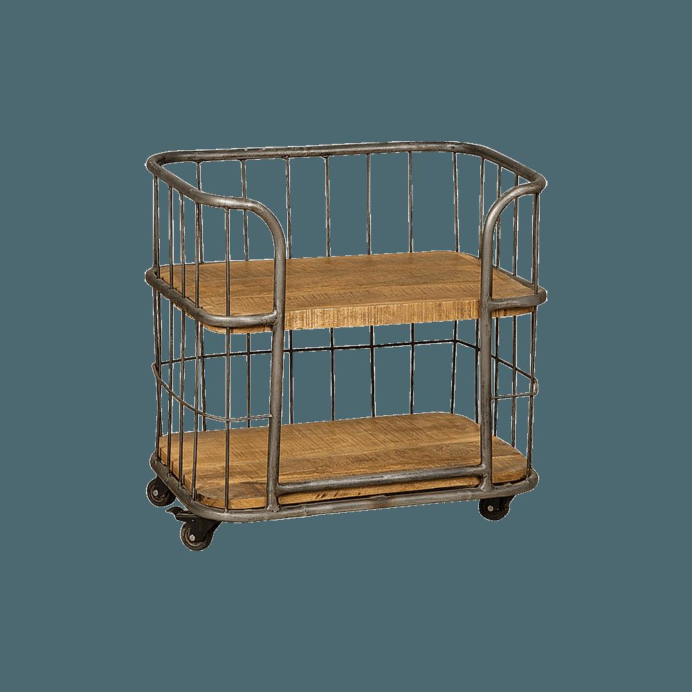 Kast - Wandrekken - Storage unit 60x40x60