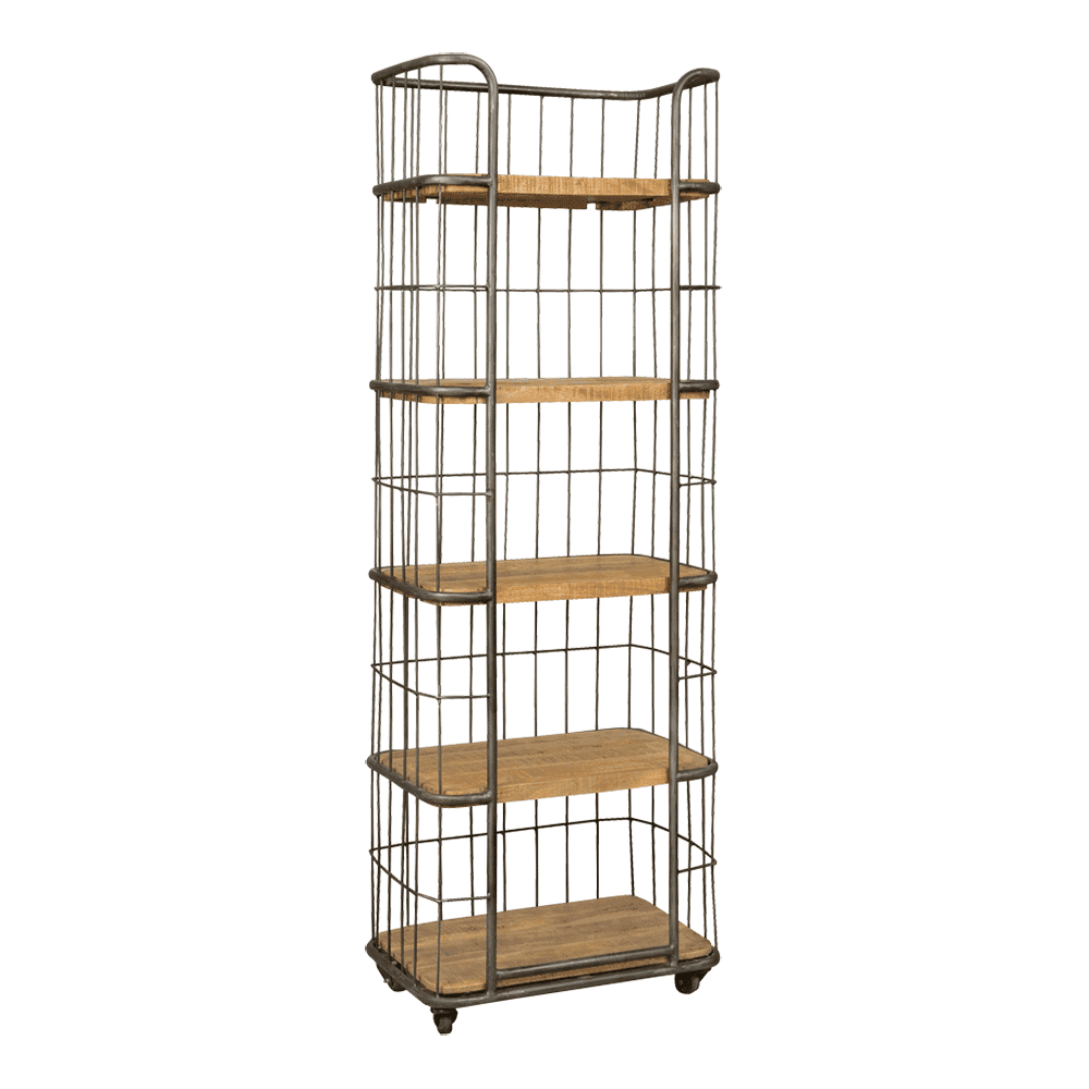 Kast - Wandrekken - Storage unit 61x41x180