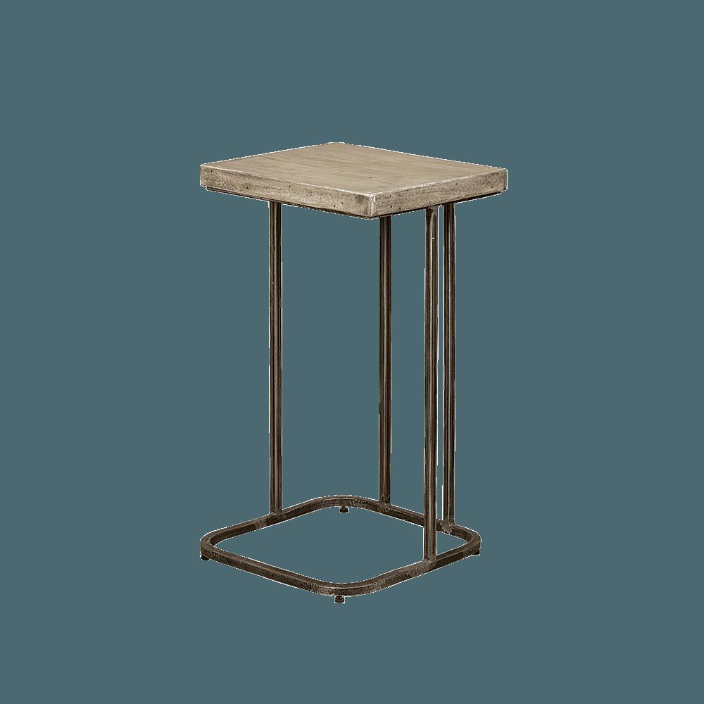 Tafel - Bijzettafels - W/n & iron table