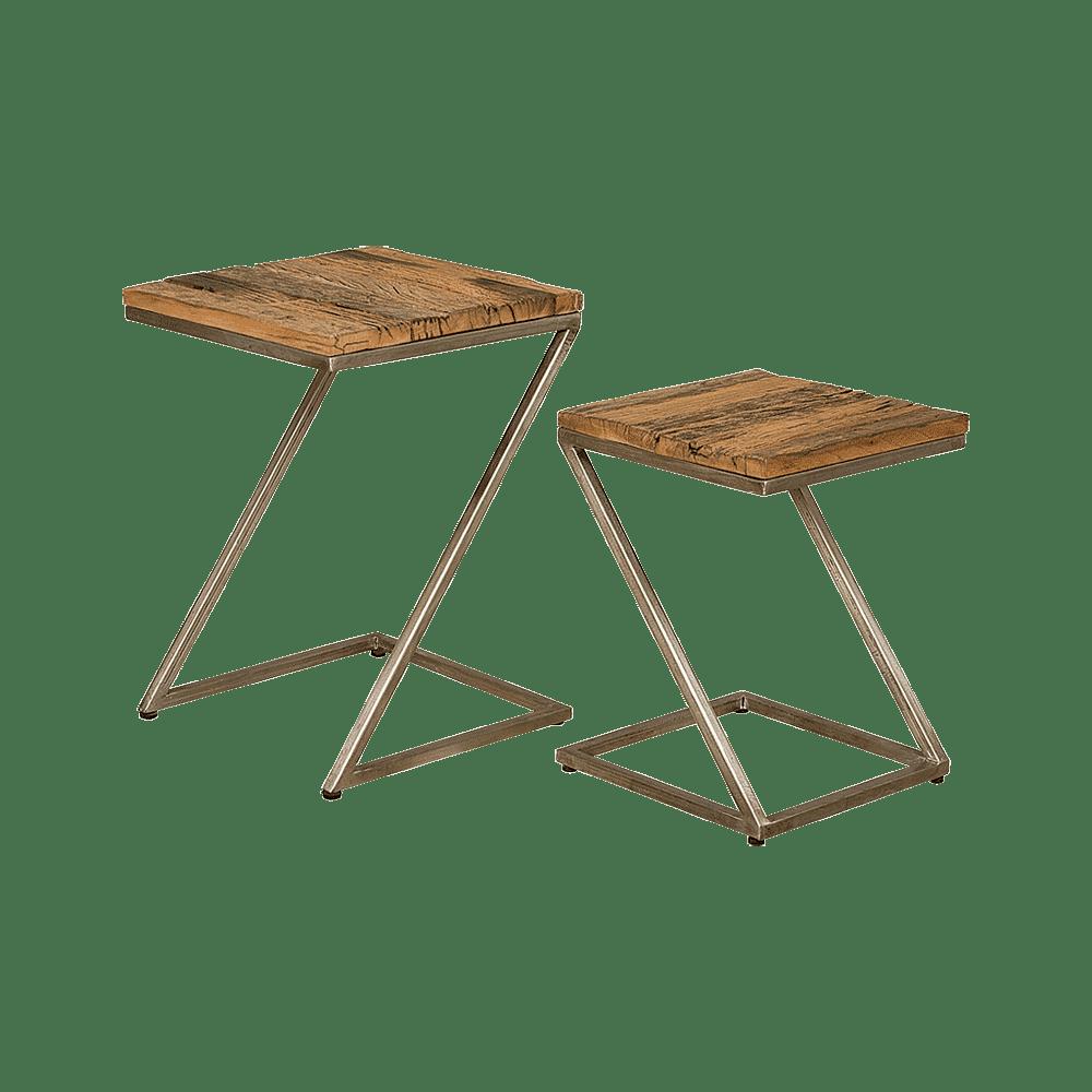 Tafel - Bijzettafels - Table set of 2