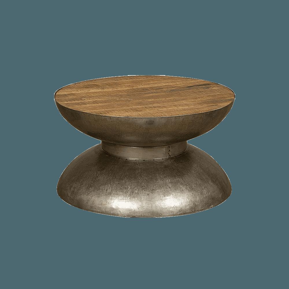 Tafel - Salontafels - Yo yo coffeetable 80x80x43
