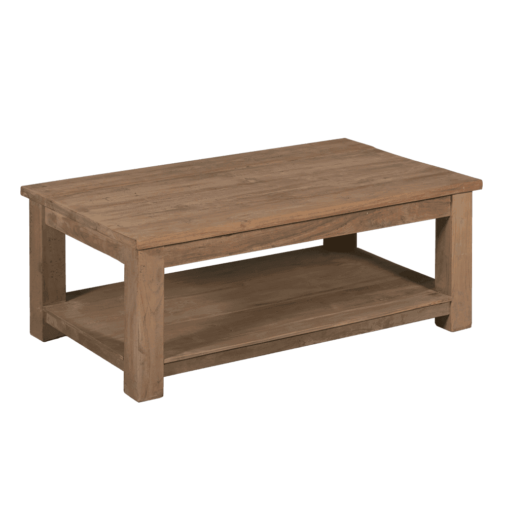 Tafel - Salontafels - Genua coffeetable 135x75 with shelf
