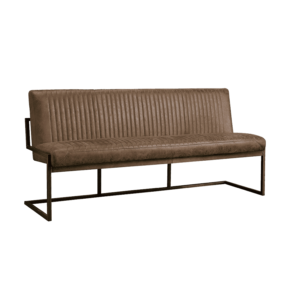 Bank - Hockers - Ferro bench 205 - savannah light brown 1049
