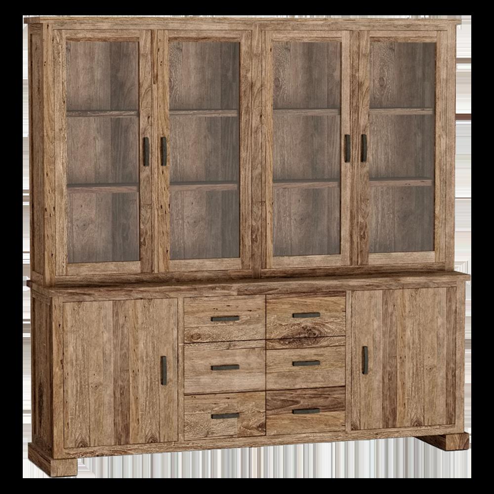 Kast - Dressoir - Lorenzo cabinet 6 drs. 6 drws.