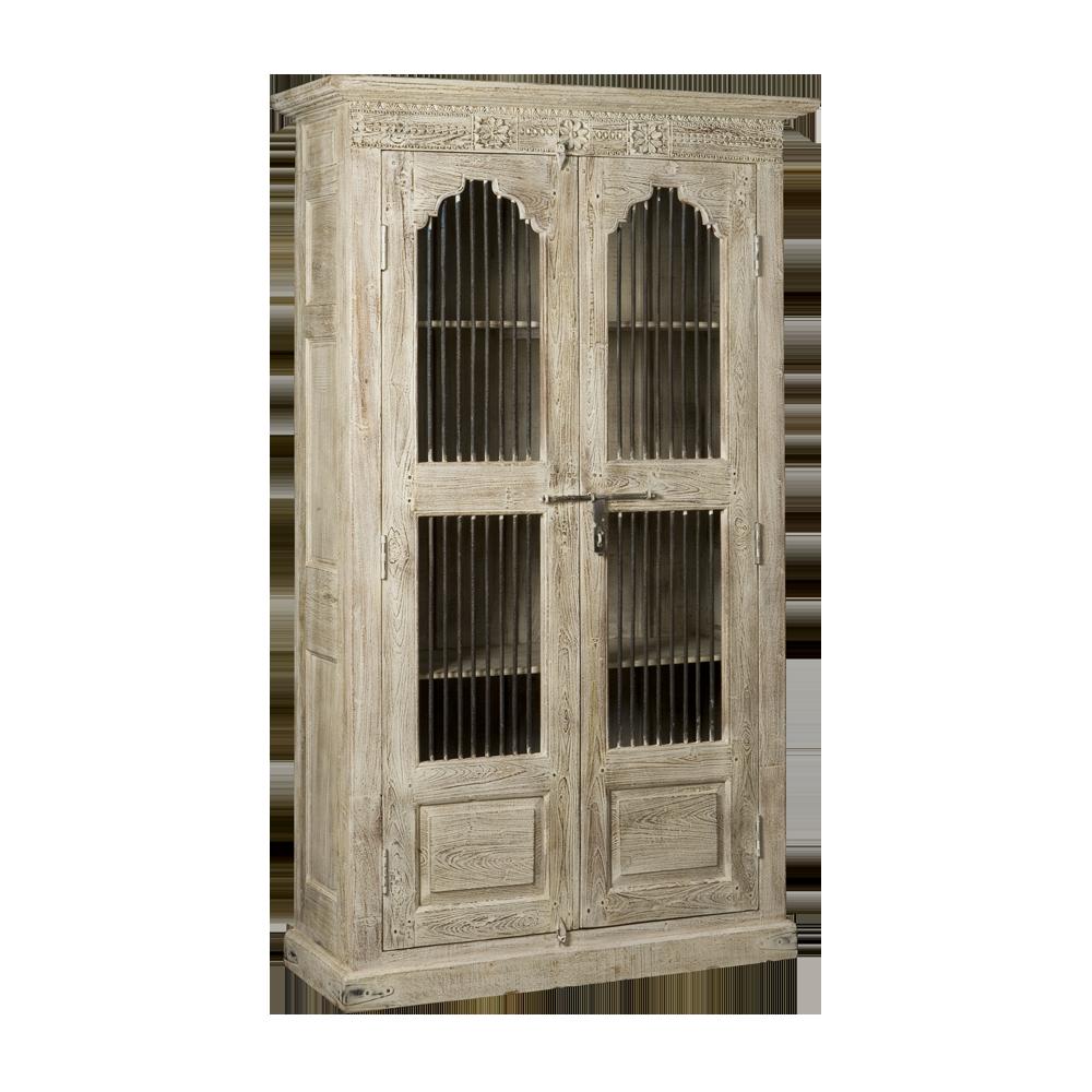 Kast - Wandkasten - Marcon - cabinet open 2 drs.