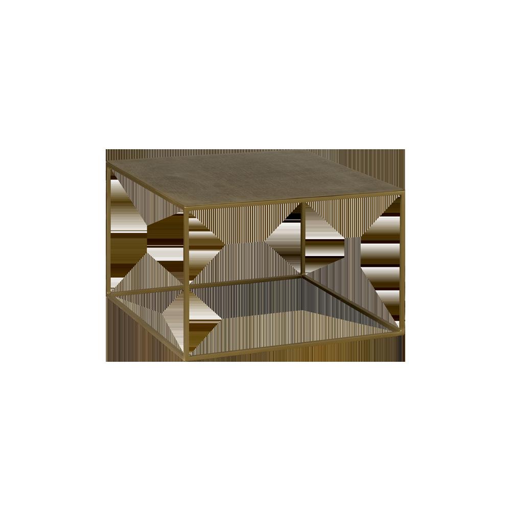 Tafel - Bijzettafels - Etching endtable 60x60x38