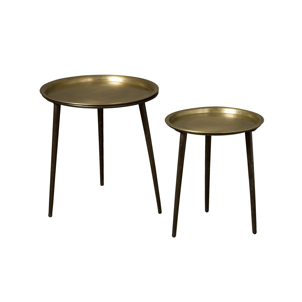 Tafel - Bijzettafels - Table s/2 47x47x51