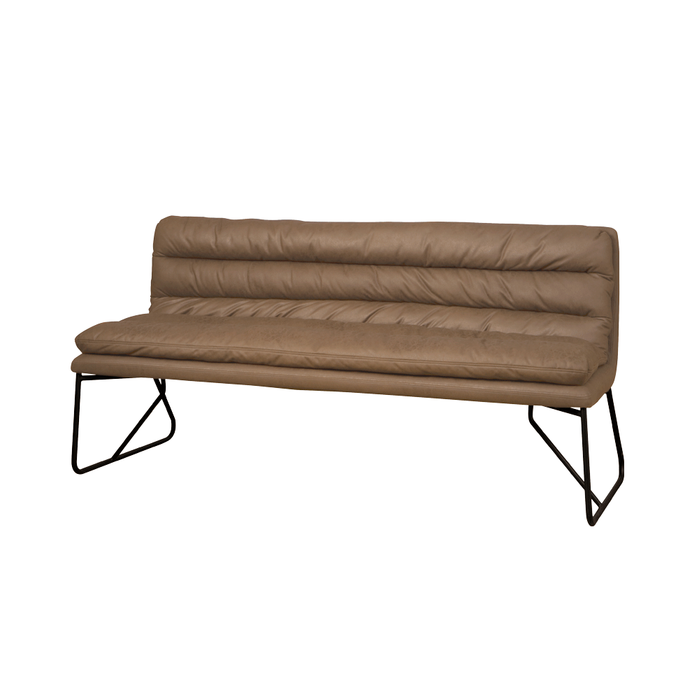 Bank - Hockers - Toro bench 185 - cabo 387 taupe